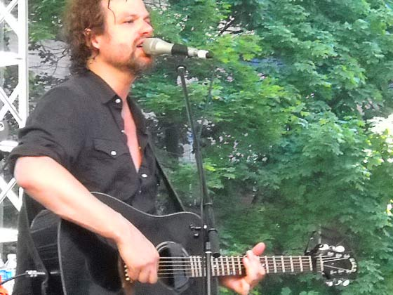 Michael Glabicki of Rusted Root
