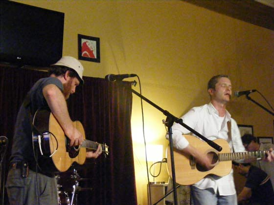 Tern Rounders @ The Bread and Jam Cafe, Cohoes