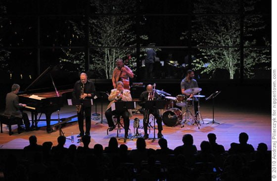 The Skidmore Jazz Faculty Sextet