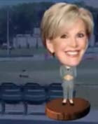 Liz Bishop Bobblehead