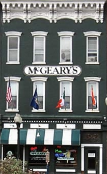 McGeary's in Albany