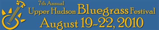 Upper Hudson Bluegrass Festival