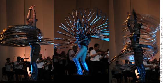 Cirque de la Symphonie @ SPAC
