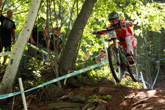 The Mountain Bike World Cup @ Windham