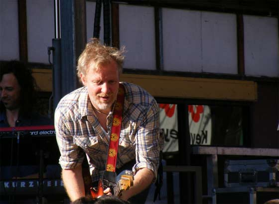 Chris Barron (photo by Matt Mac Haffie)