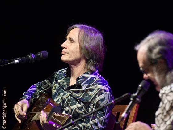 Jackson Browne with David Lindley