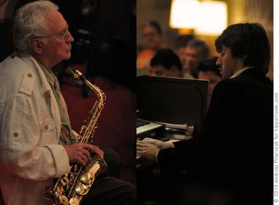 Lee Konitz and Dan Tepfer