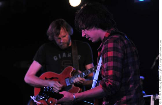 Tim Bluhm and Davy Knowles