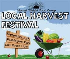 Local Harvest Festival @ Washington Park
