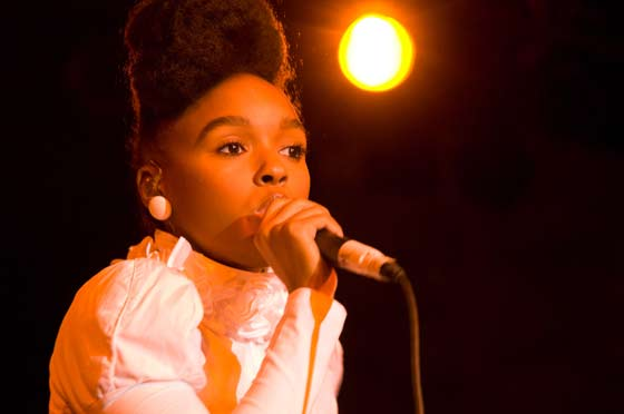 Janelle Monae (photo by Christopher Weigl)