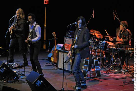 Alejandro Escovedo and the Sensitive Boys