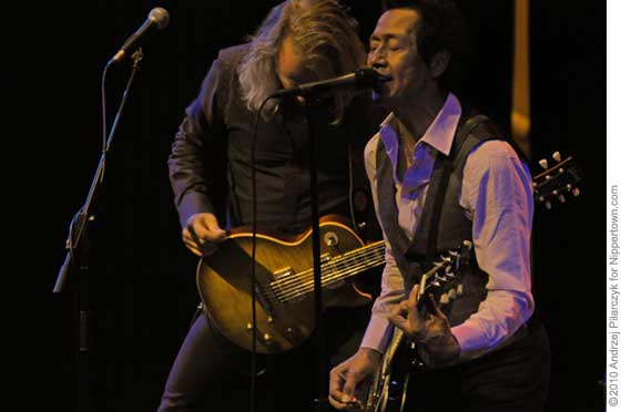Dave Pulkingham and Alejandro Escovedo