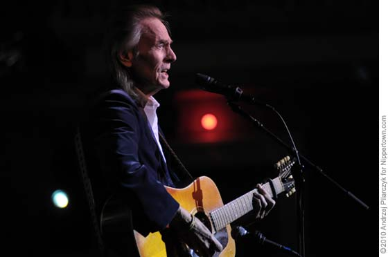 Gordon Lightfoot @ Troy Savings Bank Music Hall