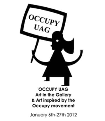 Occupy UAG @ Upstate Artists Guild
