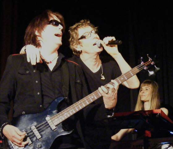 The Psychedelic Furs @ Bearsville Theater, Woodstock
