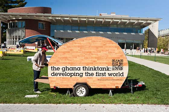 Ghana ThinkTank @ Williams College Museum of Art