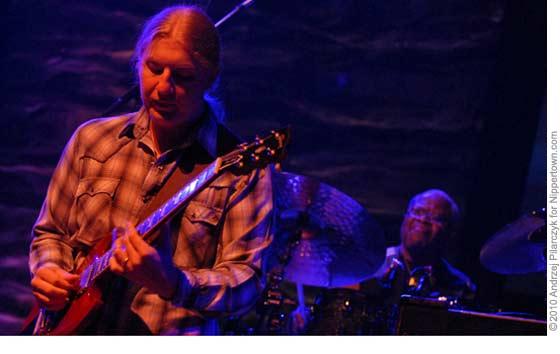 Derek Trucks and Jarmoe Johanson