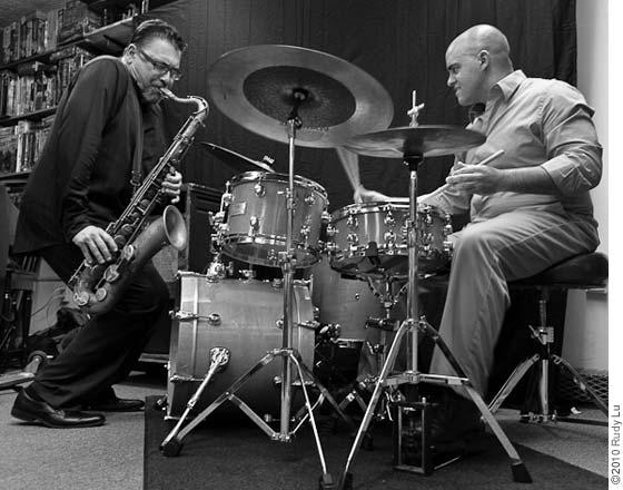 Jerry Weldon and Joe Barna
