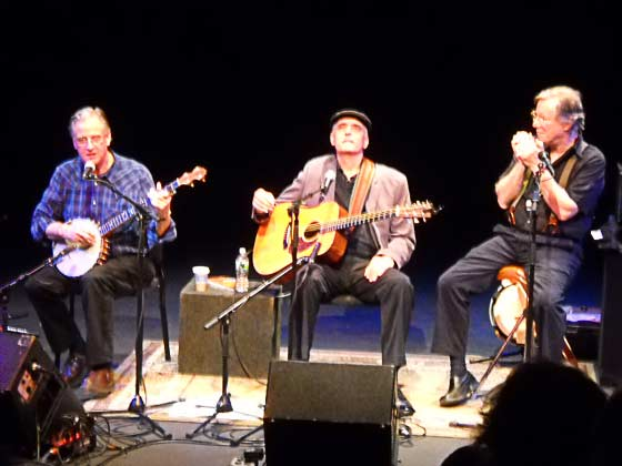 Geoff Muldaur, Jim Kweskin and John Sebastian