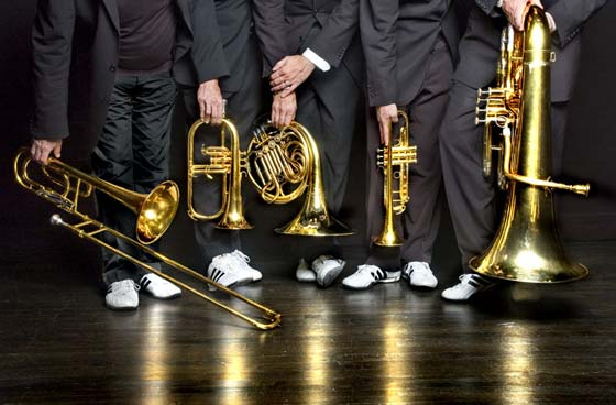 Parade Of Shoes: The Canadian Brass