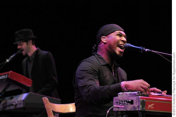 Robert Randolph and His Family Band