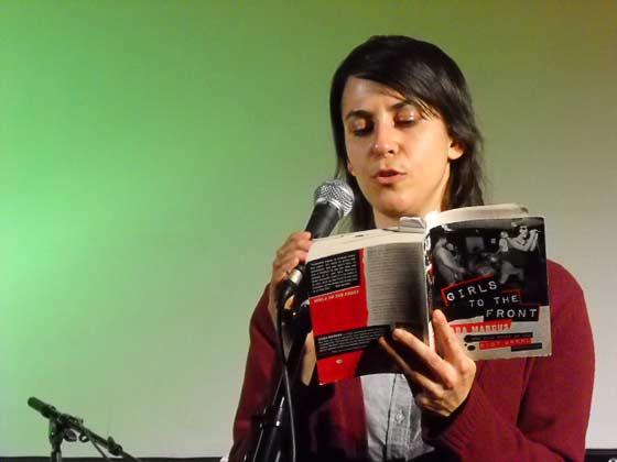 Sara Marcus