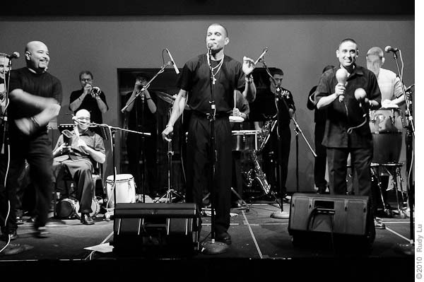 Alex Torres and his Latin Orchestra