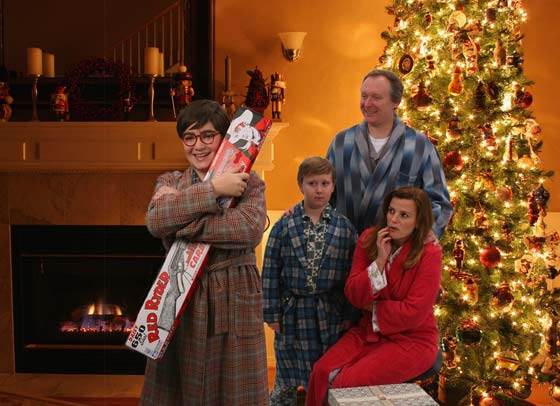 A Christmas Story @ Capital Repertory