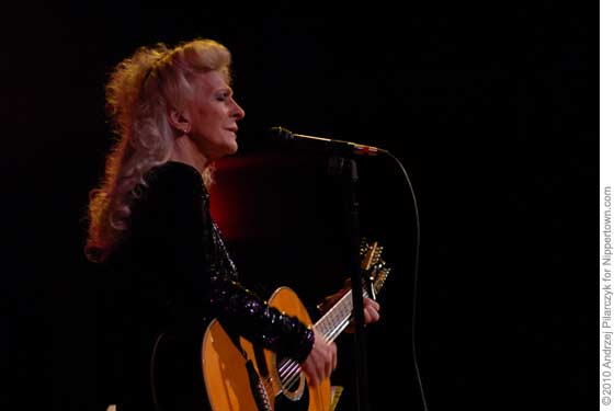 Judy Collins at Troy Savings Bank Music Hall