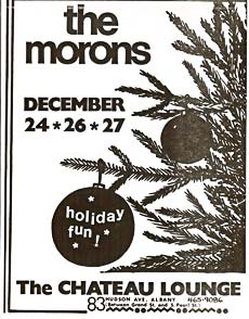 The Morons Chateau Poster