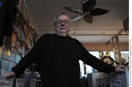 Jim Barrett (photo by Andrzej Pilarczyk)