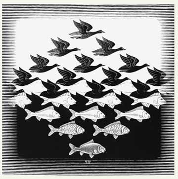M.C. Escher @ The Berkshire Museum