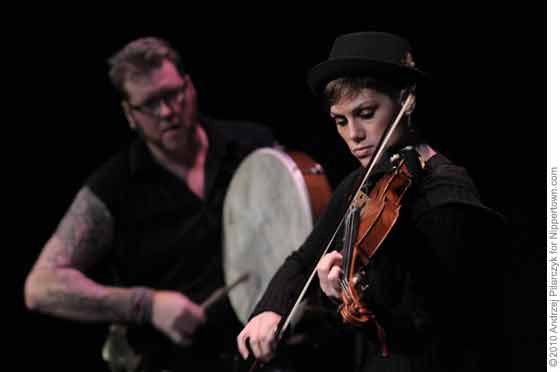 Live The Tartan Terrors The Eighth Step At Proctors 1