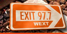 WEXT Exit 97.7