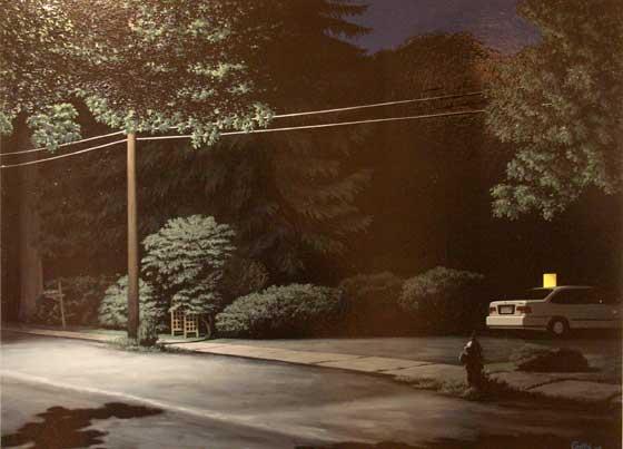 Joel Griffith: Montgomery Street (Honda)