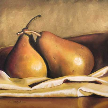 Kim Denise: Two Pears @ Harrison Gallery