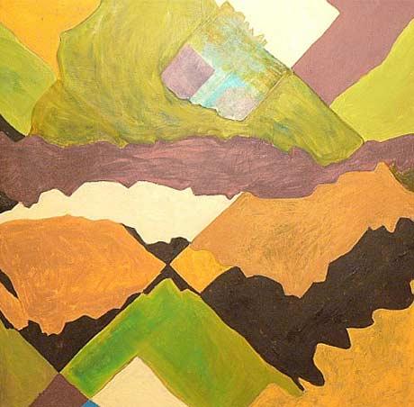 GG Stankiewicz: Rolling Hills @ MVCA 401 Gallery