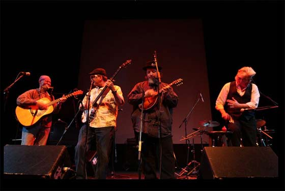 The Ramblin Jug Stompers (photo by Lindsay Malachowski)