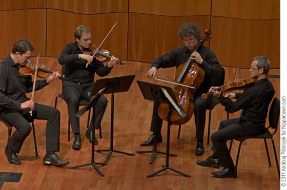 The Leipzig String Quartet