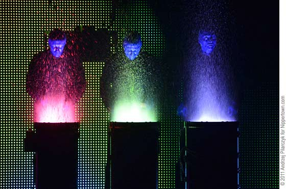 Blue Man Group @ Proctors