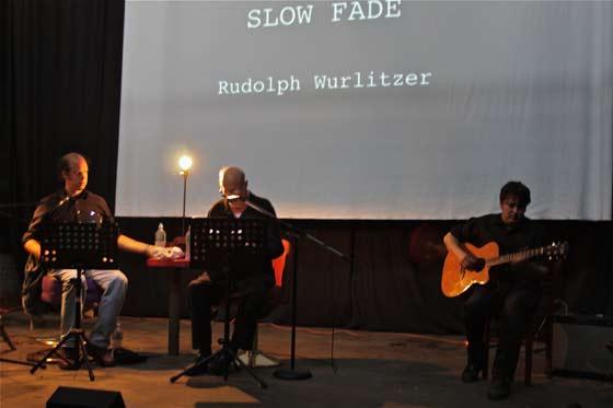 Will Oldham & Rudy Wurlitzer