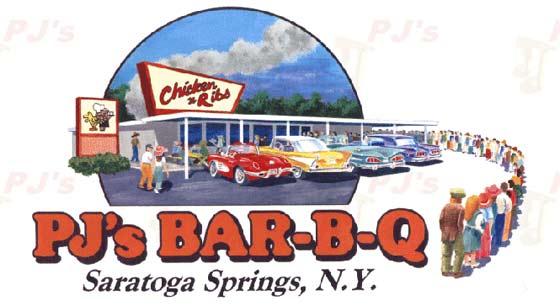 PJ's Bar-B-Que