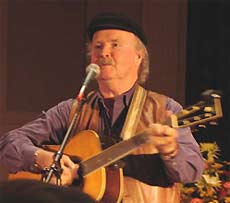 Tom Paxton (photo by Valerie Berger)