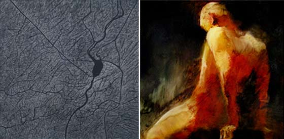 Works by Alison Denyer and Jim Boden @ Courthouse Gallery