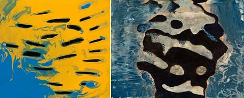 Works by Kathryn McDonnell @ Joyce Goldstein Gallery
