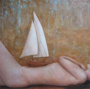Kris Galli: When The Rain Came @ Lauren Clark Fine Art