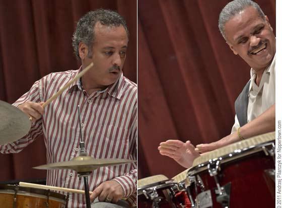 """Willie Martinez and Wilson """"Chembo"""" Corniel"""