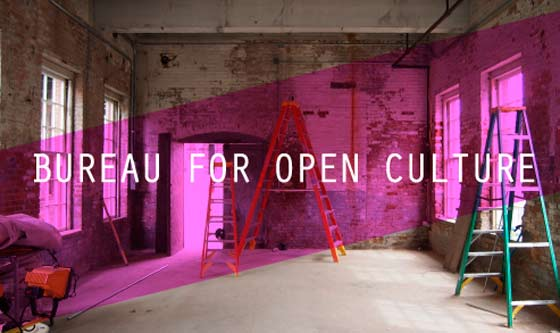 Bureau For Open Culture: I Am Searching For Field Character @ MASS MoCA