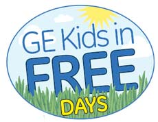 GE Kids In Free Days