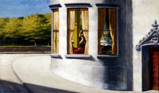 Edward Hopper: August in the City @ The Hyde Collection